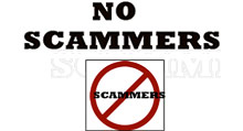 No Scammers
