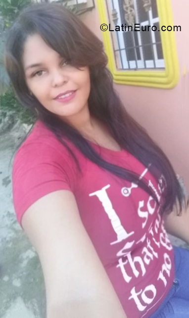 Live chat Perla, female, 39, Dominican Republic girl from